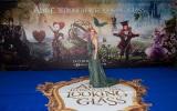 英ロンドンで開催された映画『アリス・イン・ワンダーランド〜時間の旅〜』(7月1日公開)ヨーロッパプレミアに来場したミア・ワシコウスカ
