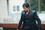 テレビ東京系ドラマ24『ナイトヒーロー NAOTO』NAOTOたちを追い詰める裏社会の組織の構成員・滝本役で出演する阿部力(C)NH Project