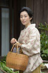 材木問屋のひとり娘として母・滝子(大地真央)との関係がどう変わっていくのかも見どころ(C)NHK