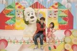 ゆず・北川悠仁が作詞作曲した新曲がEテレ『いないいないばあっ!』が登場。写真は歌の収録に立ち会った時の1コマ(本人の出演はなし)(C)NHK