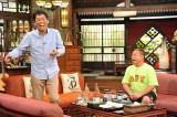 5月14日放送の関西テレビ『さんまのまんま』に出川哲朗が21年ぶりに出演(C)関西テレビ