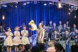 芸能生活50周年プロジェクトのキックオフイベントに登場した小松政夫