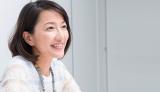 ORICON STYLE elthaのインタビューに応じた羽田美智子(写真:鈴木かずなり) (C)oricon ME inc.