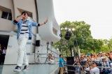 『タイ・フェスティバル2016』に登場したジェームス・ジラユ