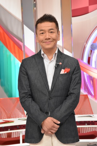 日本テレビ系『リオ五輪』番組キャスターが決定 スペシャルサポーターに就任した上田晋也 (C)日本テレビ