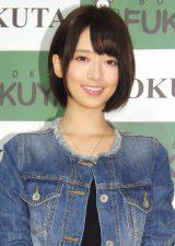 欅坂46を絶賛した乃木坂46の橋本奈々未 (C)ORICON NewS inc.