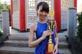 『第15回台湾国際ネイルコンテスト』では審査員も務めた