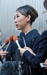 父・蜷川幸雄さんについて語った蜷川実花氏 (C)ORICON NewS inc.