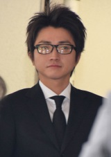 蜷川幸雄さんの告別式で弔辞を読んだ藤原竜也 (C)ORICON NewS inc.