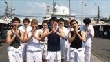 福岡発のイケメングループ・『10神アクター』による福岡放送・レギュラー番組『10神アクター』はシーズン4に突入 17日放送回ではアジア進出にさきがけタイロケを敢行 (C)FBS