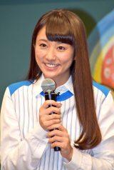 『オランジーナ』新CMキャラクターに起用された、木村文乃 (C)oricon ME inc.