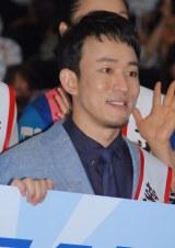 映画『サブイボマスク』プレミア上映会に出席したファンキー加藤 (C)ORICON NewS inc.