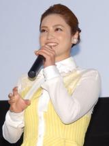 映画『サブイボマスク』プレミア上映会に出席した平愛梨 (C)ORICON NewS inc.