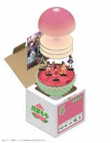 ももクロ初MV集「ファンクラブ会員限定盤」は桃型の缶ケース入り