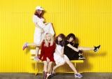 大阪公演2days延期を発表したSCANDAL(右端がMAMI)