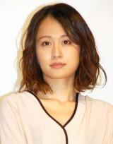 """""""大人女優""""路線で新たな顔を見せている前田敦子(C)ORICON NewS inc."""