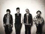 JET SET BOYS(左から椎名慶治、tatsu、高橋まこと、友森昭一)