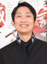 舞台『新・幕末純情伝』制作発表会に出席したNON STYLE・石田明 (C)ORICON NewS inc.