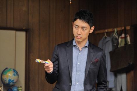 7月10日よりBSプレミアムにて放送される連続ドラマ『受験のシンデレラ』(毎週日曜 後10:00)に主演する小泉孝太郎(C)NHK