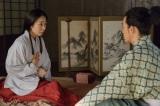 第3回、初登場時のおこうが咳き込むシーンが話題に(C)NHK