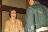 大河ドラマ『真田丸』第20回「前兆」、信幸の帰りを笑顔で出迎えたおこう(長野里美)だったが…(C)NHK