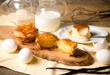 焼きたてパイの専門店「リトル・パイ・ファクトリー」の新作『ぷりんパイ』
