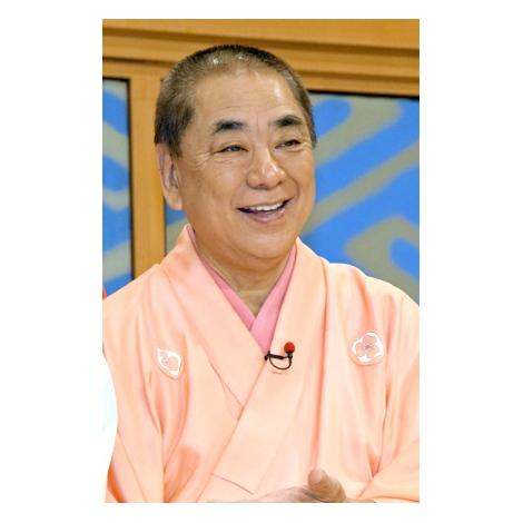 日本テレビ系『笑点』メンバーの三遊亭好楽 (C)ORICON NewS inc.