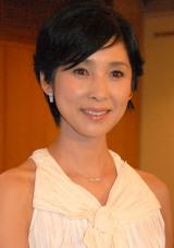 映画『嫌な女』記者会見に出席した黒木瞳 (C)ORICON NewS inc.