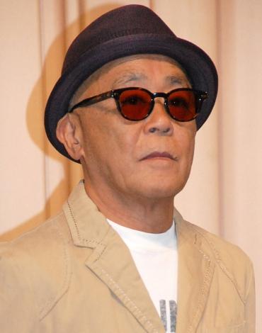 映画『夏美のホタル』完成披露試写会に出席した廣木隆一監督 (C)ORICON NewS inc.