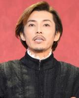 蜷川幸雄さん演出予定だった舞台『尺には尺を』の取材会に出席した藤木直人 (C)ORICON NewS inc.