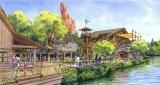 東京ディズニーランドに新エリア「キャンプ・ウッドチャック」がオープン! ※イメージカット