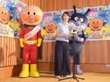 映画『それいけ!アンパンマン おもちゃの星のナンダとルンダ』の公開アフレコを行った波瑠 (C)ORICON NewS inc.