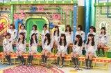 NMB48の皆さん(C)カンテレ