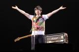 6月12日に放送される日本テレビ特別番組『ディーン・フジオカ&アジアの友 We are Asia』(前 1:25〜※関東ローカル)の公開収録をインドネシアの世界遺産で敢行したディーンフジオカ (C)日本テレビ