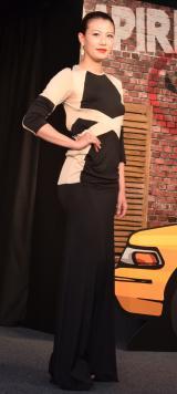 映画『デッドプール』公開直前プレミアイベントに登場した高野人母美 (C)ORICON NewS inc.