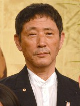 2017年NHK大河ドラマ『おんな城主 直虎』に出演が決まった小林薫 (C)ORICON NewS inc.