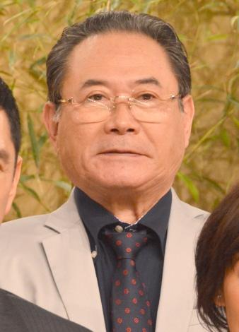 2017年NHK大河ドラマ『おんな城主 直虎』に出演が決まった前田吟 (C)ORICON NewS inc.