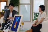 関西テレビ系『イキザマJAPAN』(※月1回日曜 前6:30)に出演する(左から)小籔千豊、野口みずき(C)関西テレビ