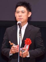 『第25回 日本映画批評家大賞 実写部門』授賞式に出席した伊藤淳史 (C)ORICON NewS inc.