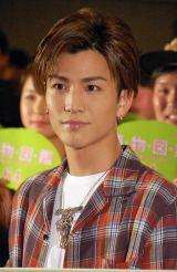 映画『植物図鑑 運命の恋、ひろいました』公開直前イベントに出席した岩田剛典 (C)ORICON NewS inc.