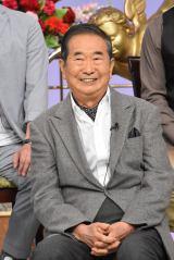 『行列のできる法律相談所』に初出演する石原慎太郎氏(C)日本テレビ