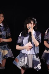 AKB48劇場チームK「最終ベルが鳴る」公演の様子(C)AKS