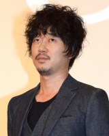 夏帆との交際報道に自虐で笑わせた新井浩文 (C)ORICON NewS inc.