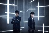 シングル「THE DAY」が発売中のポルノグラフィティ。9月3日・4日の野外LIVE『横浜ロマンスポルノ'16』は「お祭り騒ぎができる内容に」