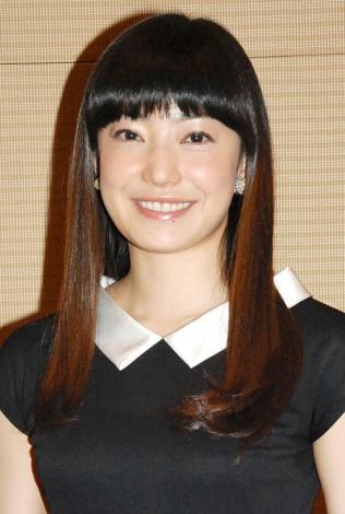 『べっぴんさん』ではヒロインの母親を演じる菅野美穂 (C)ORICON NewS inc.