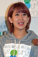 「声帯結節」のため療養することを発表した℃-ute・岡井千聖 (C)ORICON NewS inc.