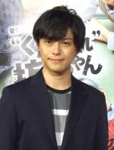 """""""大先輩""""山崎努へのリスペクトと感謝を語った勝地涼(C)ORICON NewS inc."""