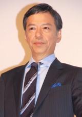 映画『ふきげんな過去』完成披露上映会に出席した板尾創路 (C)ORICON NewS inc.
