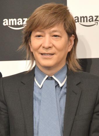Amazonプライム・ビデオ 日本オリジナル作品記者発表会に出席した小室哲哉 (C)ORICON NewS inc.