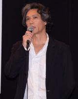 映画『全員、片想い』完成披露舞台あいさつに出席した加藤雅也 (C)ORICON NewS inc.